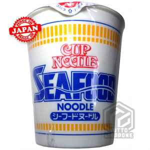 nissin cup noodle seafood tuttogiappone