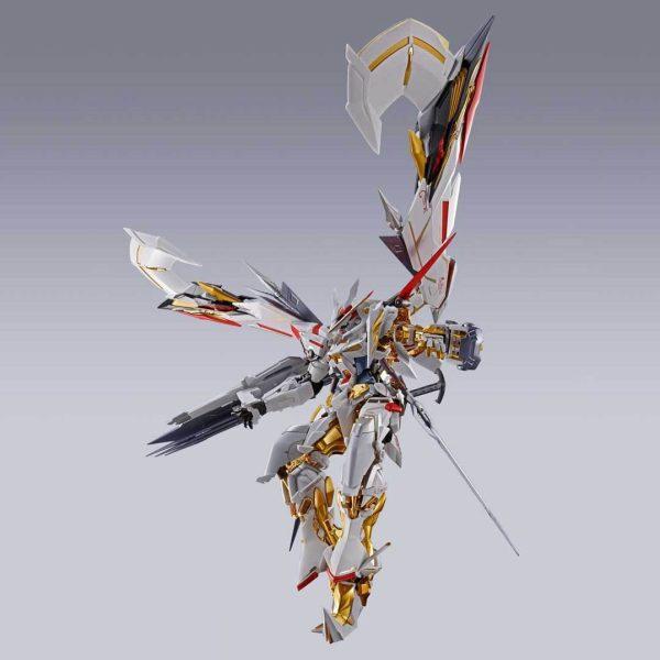 Metal Build MBF P01 Re3 Gundam Astray Gold Frame Amatsu Hana 001 tuttogiappone