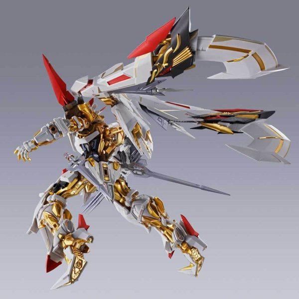 Metal Build MBF P01 Re3 Gundam Astray Gold Frame Amatsu Hana 005 tuttogiappone