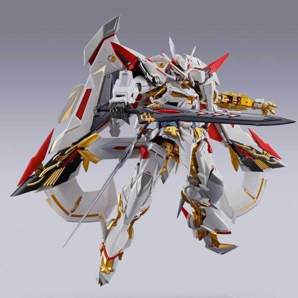 Metal Build MBF P01 Re3 Gundam Astray Gold Frame Amatsu Hana 008 tuttogiappone