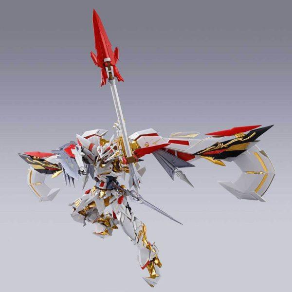 Metal Build MBF P01 Re3 Gundam Astray Gold Frame Amatsu Hana 010 tuttogiappone