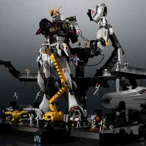 Rx93 v Gundam Option Parts Londo Bell Engineers 1 tuttogiappone