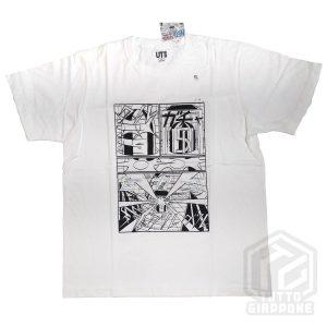 t shirt maglietta neo miyage fronte XL tuttogiappone